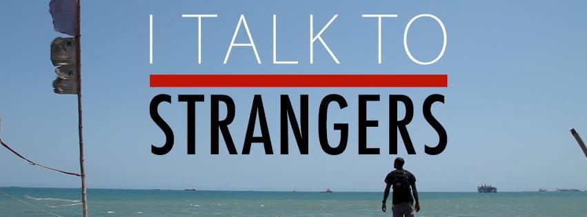 Robbie Stokes, I Talk To Strangers
