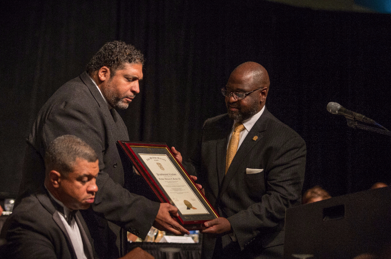 Awarded the Alpha Phi Alpha Presidential Citation