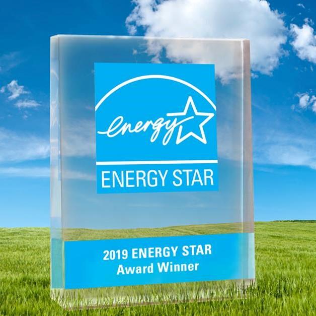 ENERGY STAR Award Plaque