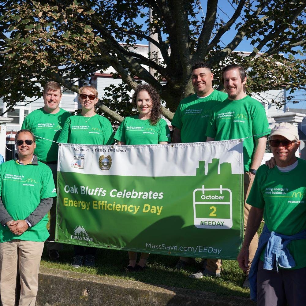 Energy Efficiency Day in Oak Bluffs