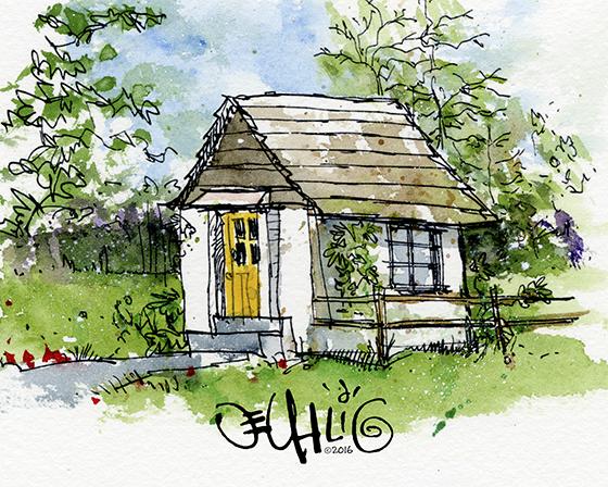 Illustration copyright D.E.Uhlig