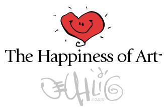 The Happiness of Art Masthead