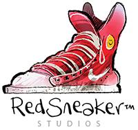 RedSneaker Logo copyright D.E.Uhlig