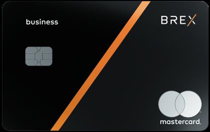 Brex card front