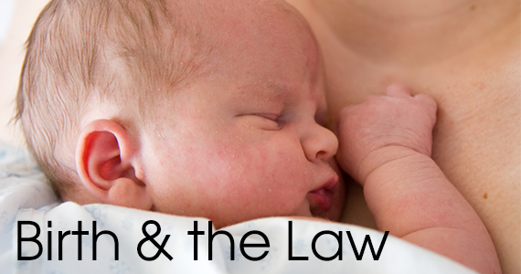 CoverBanner38252324c LawNow: Birth & the Law
