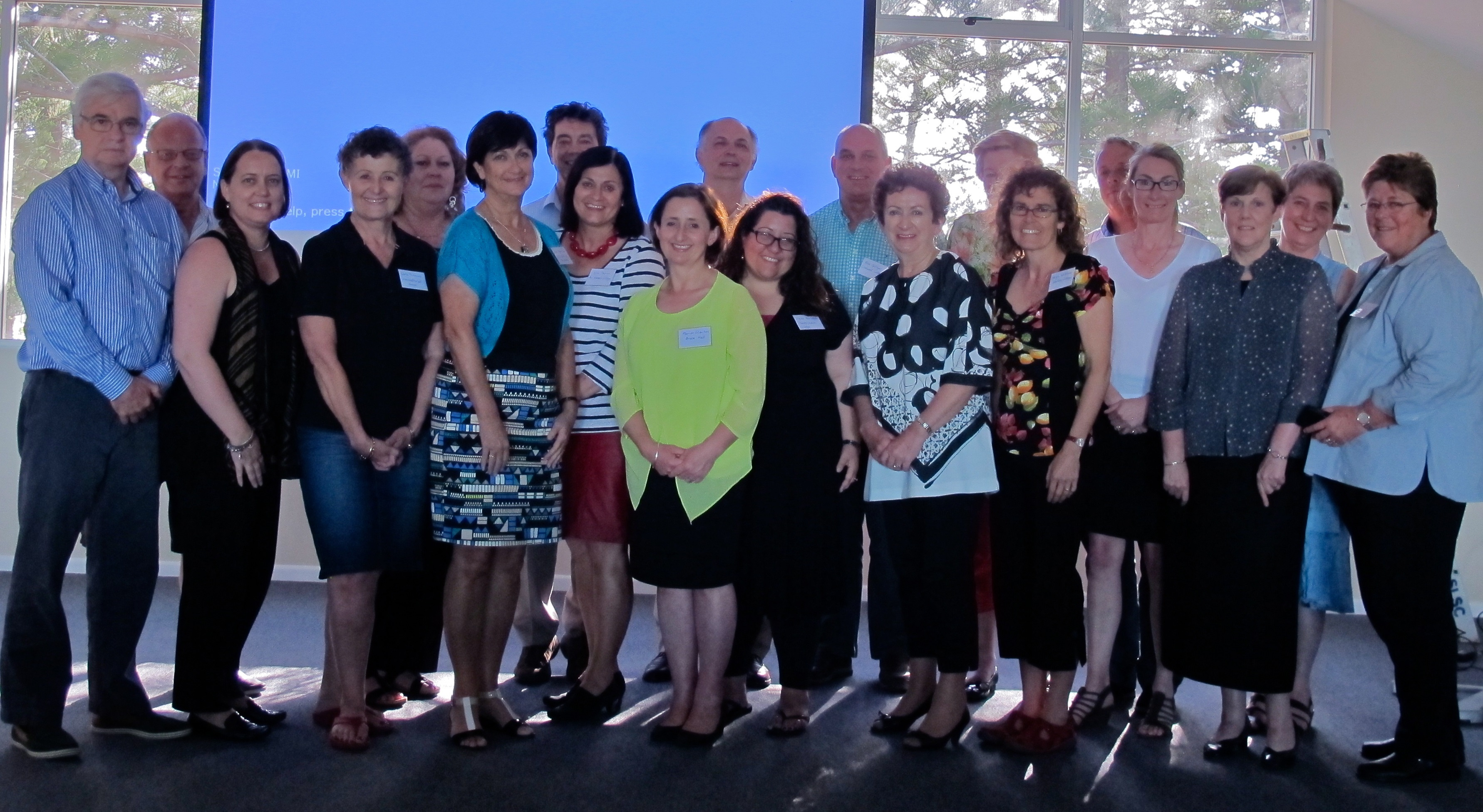UCA Executive Committee 2012 with the Governor-General