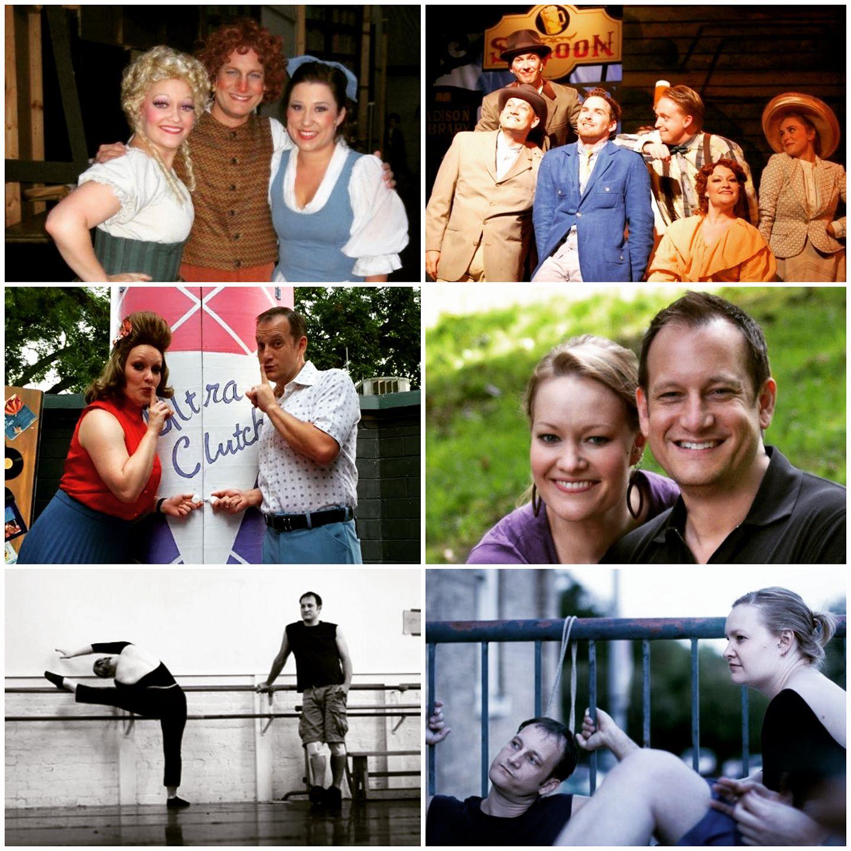 Karen Olson & David Ponton: ZTP's ASU Choreographers