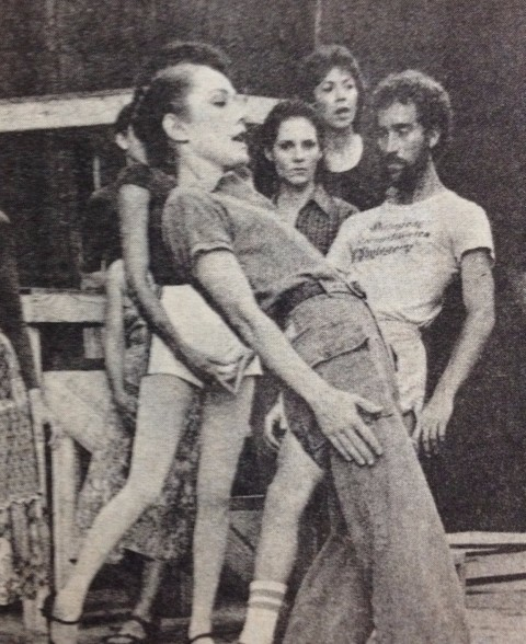 Judy Thompson-Price in Fiorello (1981)