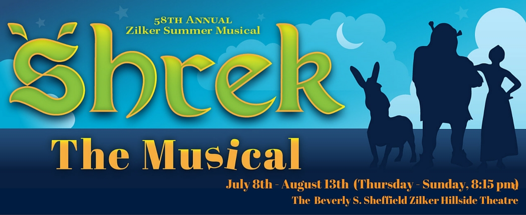 ZTP's Shrek the Musical