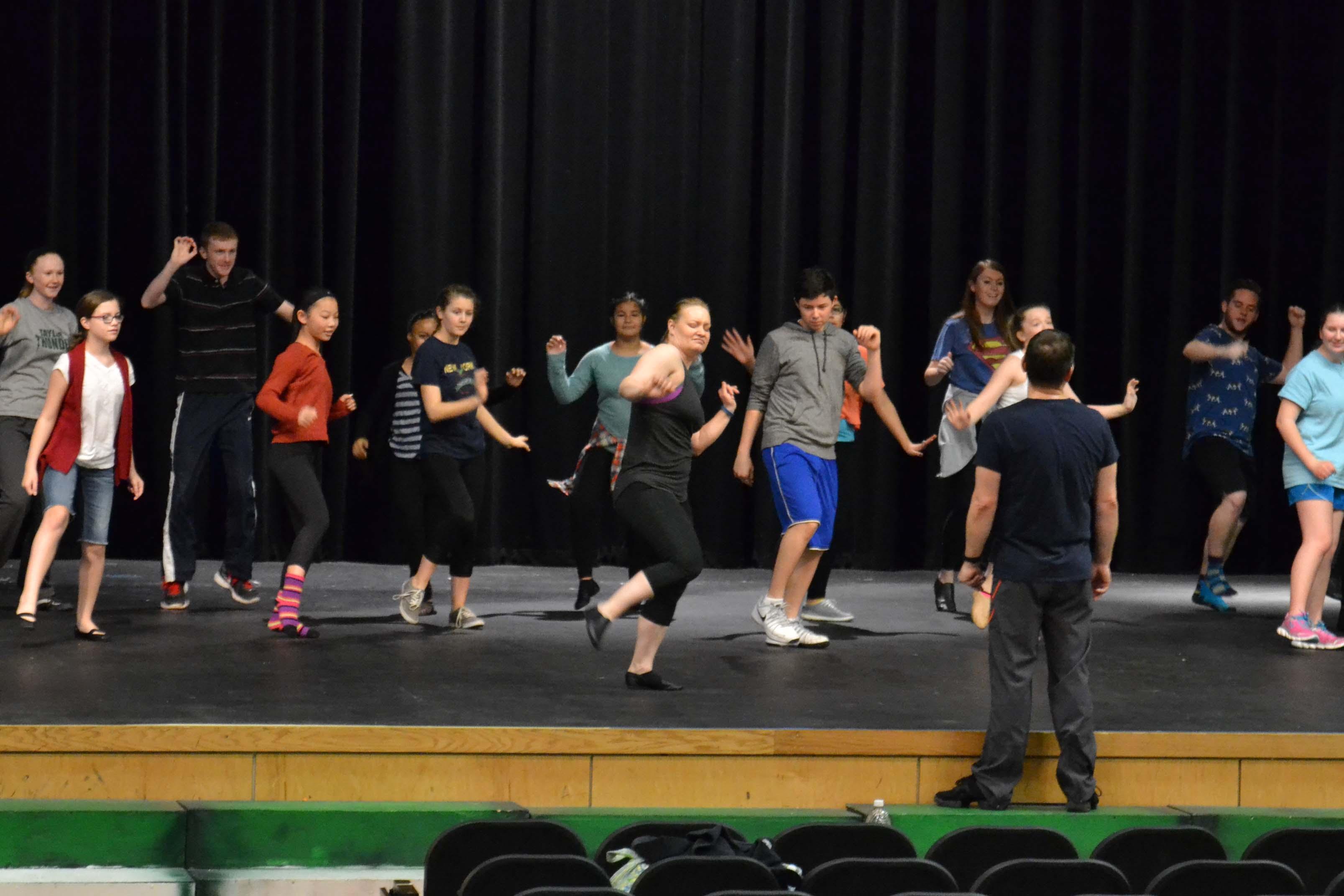 ZTP Dance Audition photo