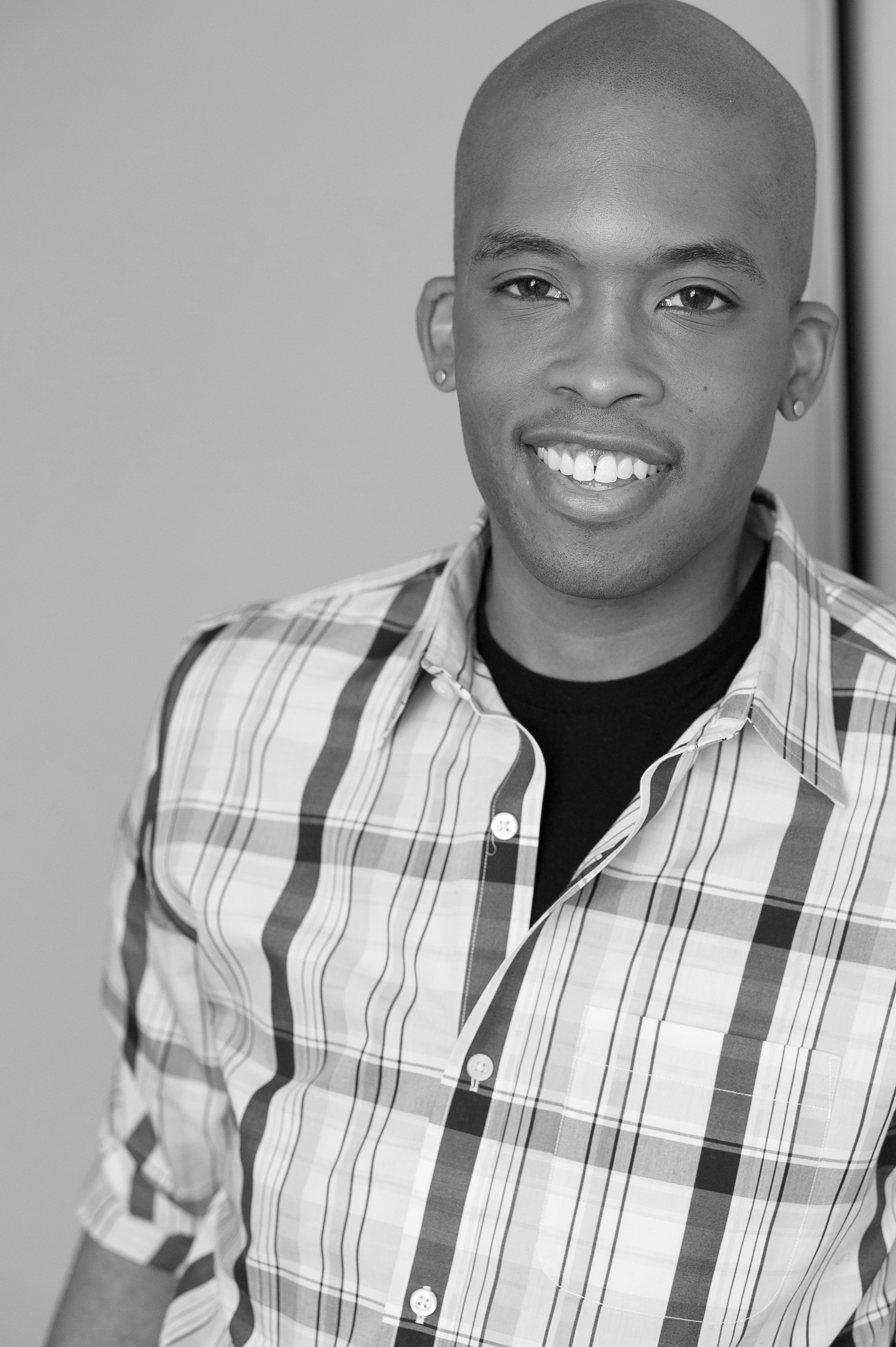 Kyle G. Stephens headshot (Shrek)