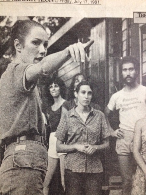 Judy Thompson-Price 1981