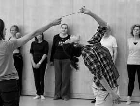 Taller para personas inquietas: Introducción a la danza contemporánea