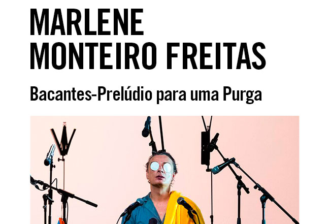 Vive una catarsis telúrica con la salvaje creadora Marlene Monteiro