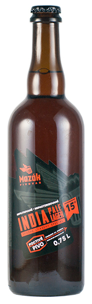 Mazák India Pale Lager