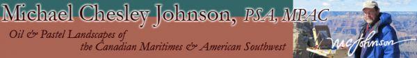 Michael Chesley Johnson Studio