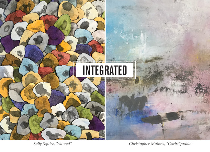 Join us for: INTEGRATED. May 11 - June 28.