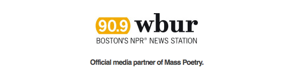Join us at the 10th Mass Poetry Festival - WBUR
