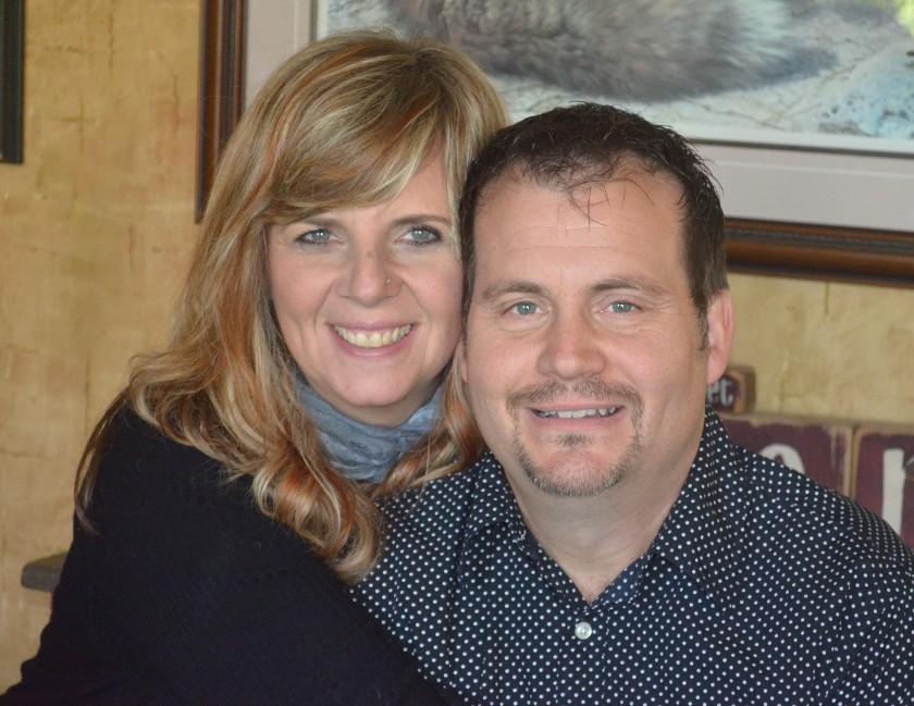 Pastor Derrick & Sara-Lee Hamre
