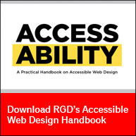 Accessible Web Design Handbook