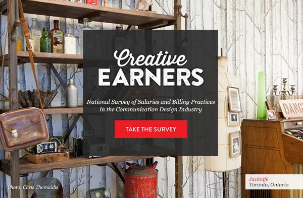 Creative Earners 2014 –Take the survey