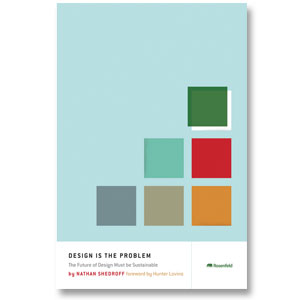 Design is the Problem, Book Cover