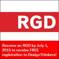 DesignThinkers registration July 1