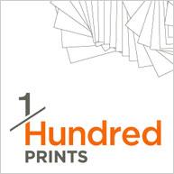 Ad 100 Hundret prints
