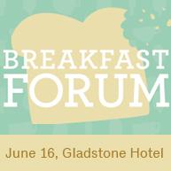 Breakfast Forum