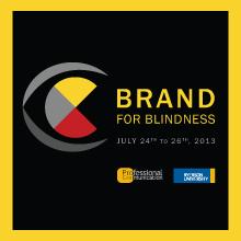 AD Brand for Blindness