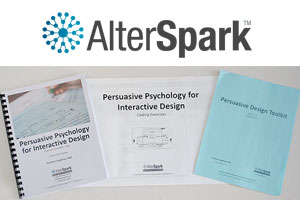 2-day workshop, Persuasive Psychology for Interactive Design