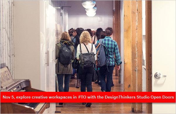 DesignThinkers Studio Open Doors