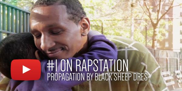 #1 ON RAPSTATION: PROPAGATION BY BLACK SHEEP DRES