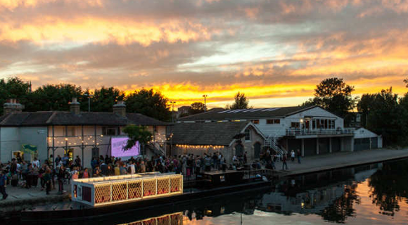 Experience the floating cinema - image