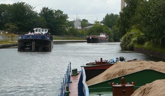 Leeds Inland Port  - Image