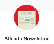 affiliate newsletter