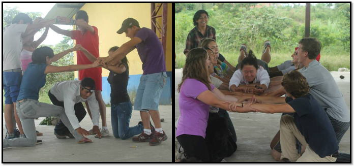 Pachaysana: Arts fos Social Change in the Ecuadorian Amazon