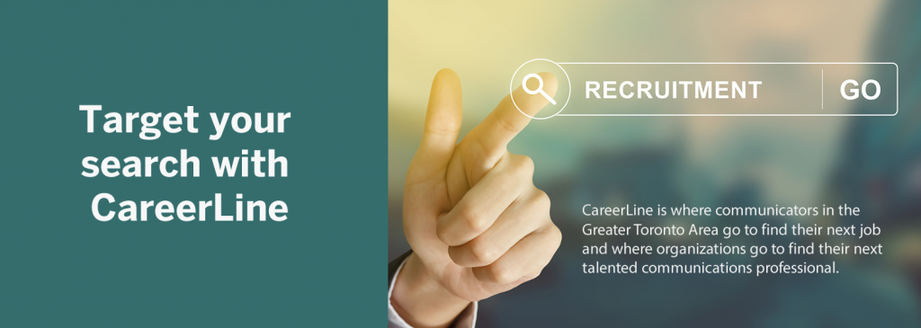 Target your search with CareerLine