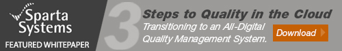 Supporting a Culture of Quality in the Food & Beverage Industry Whitepaper Download