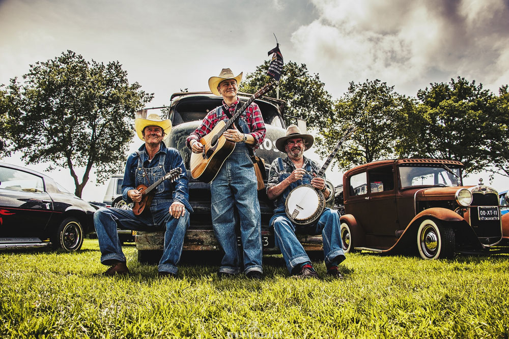 The Cowpokes - bluegrass, country & folk