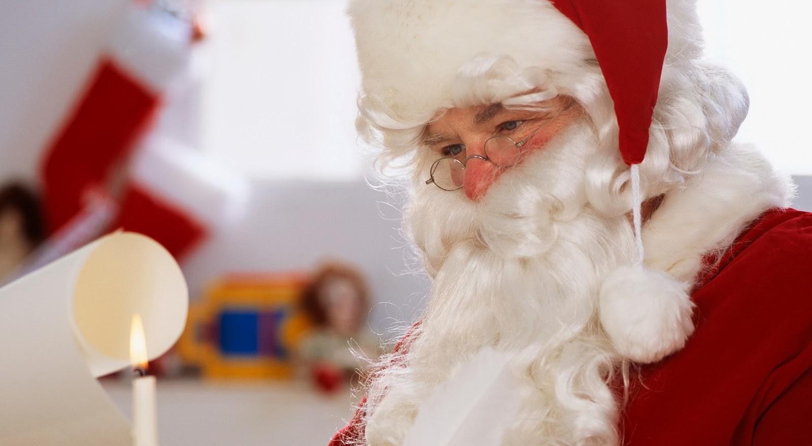 Santa's Business Model