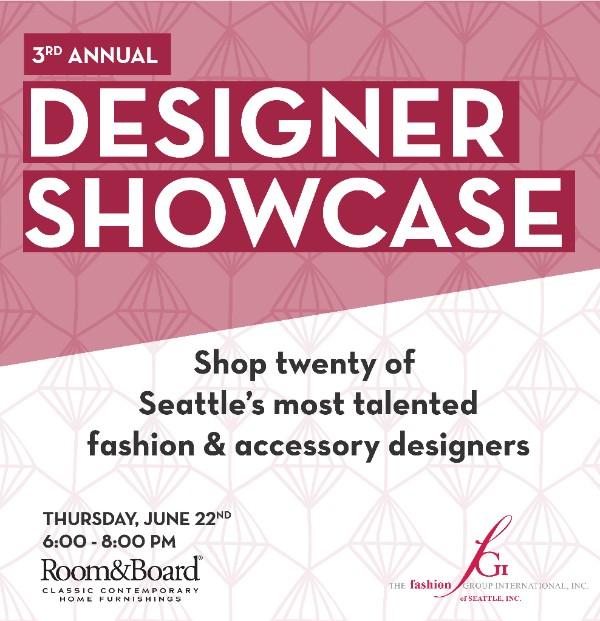3rd Annual FGI Seattle Designer Showcase