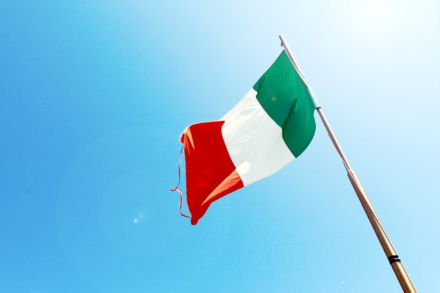 Italian Flag - Waterloo Weekly Market Commentary