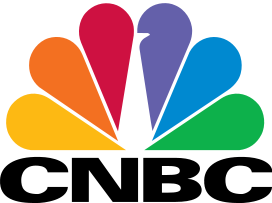 CNBC Logo - weekly market commentary