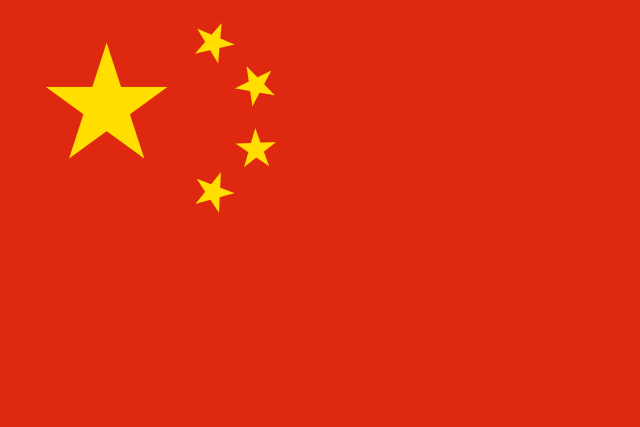Chinese flag - waterloo weekly market commentary