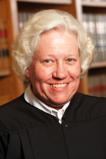 Colorado Supreme Court Chief Justice Nancy Rice
