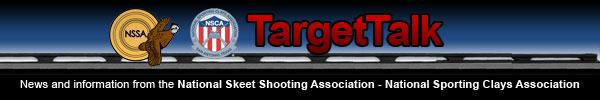 NSSA-NSCA Target Talk