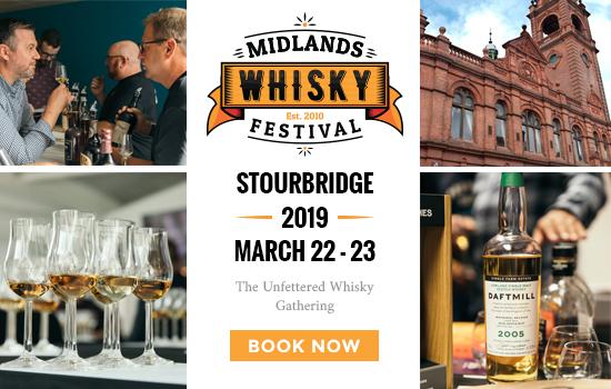 Midlands Whisky Festival Stourbridge 2019