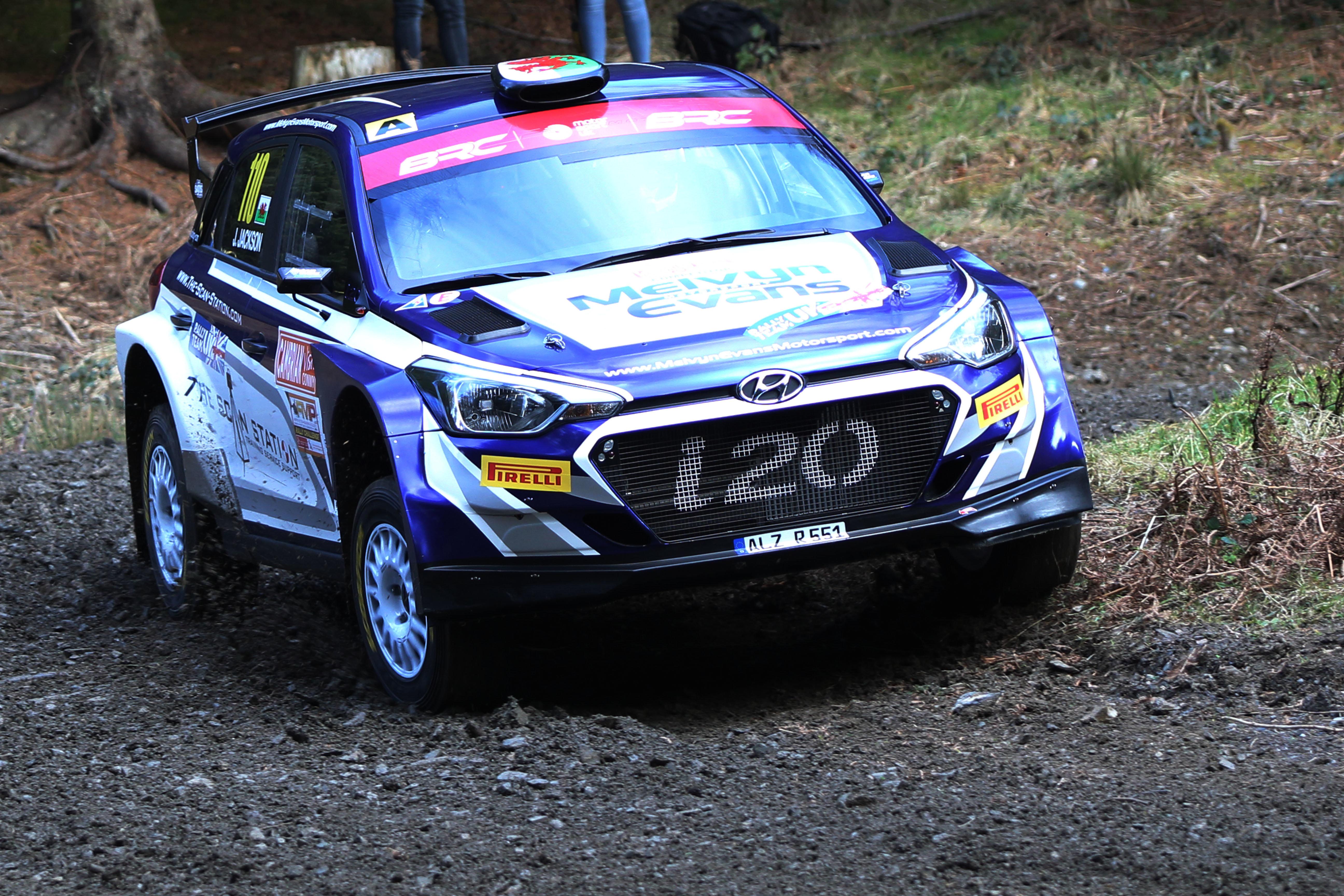 Meirion Evans - i20 R5 - Cambrian Rally