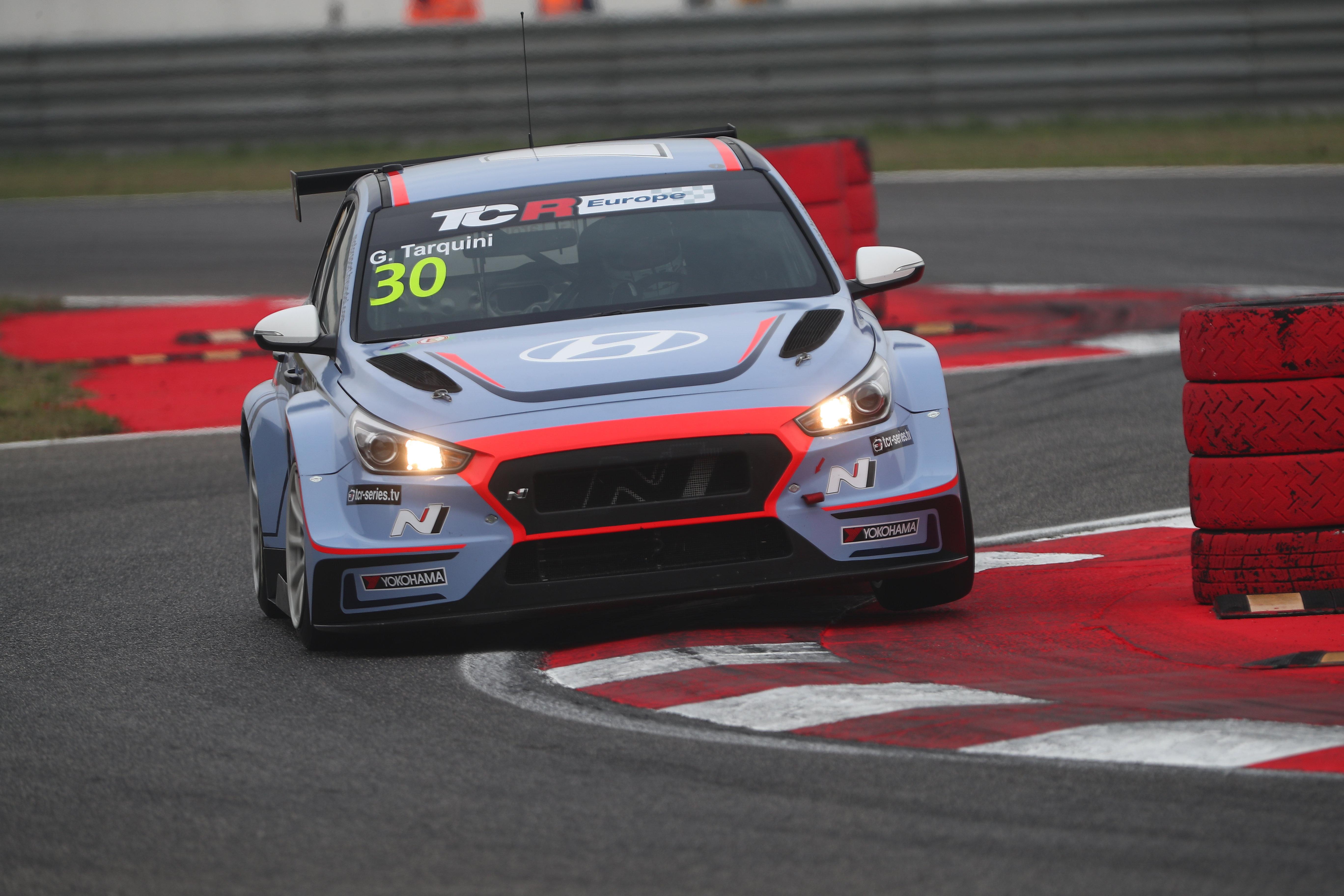 i30 N TCR - Gabriele Tarquini - Adria Raceway